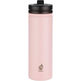 MIZU 360 M9 Enduro Bottle 900ml with Straw Lid, soft pink